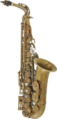 Alt-Saxophon Paul Mauriat XA-67R unlackiert