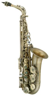 Alt-Saxophon Paul Mauriat XA-67R dunkler Vintage-Lack