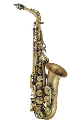 Alt-Sax Paul Mauriat XA-67RX influence vintage dark