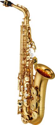 Alt-Saxophon Yamaha YAS-480 Goldlack