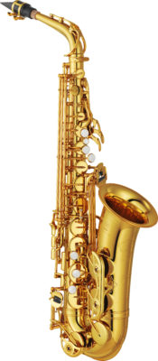 Alt-Saxophon Yamaha YAS-62 Goldlack