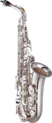 Alt-Saxophon Yamaha YAS-875EXS versilbert