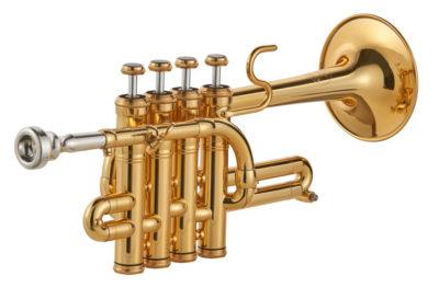 "Trompete Hoch Bb/A Kühnl & Hoyer ""PICCOLO"" Malte Burba"