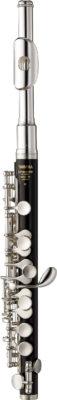 Piccolo-Flöte Yamaha YPC-32 ABS-Kunstharz, Neusilber-Kopf versilbert