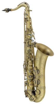 Tenor-Saxophon Paul Mauriat System 76 2nd Edition dunkler Vintage-Lack