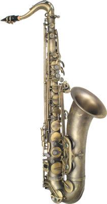 Tenor-Saxophon Paul Mauriat XT-66RX Influence dunkler Vintage-Lack