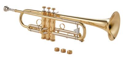 """Trompete Bb Kühnl & Hoyer """"Spirit"""" lackiert"""