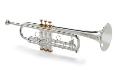 """Trompete Bb Kühnl & Hoyer """"Spirit"""" versilbert"""