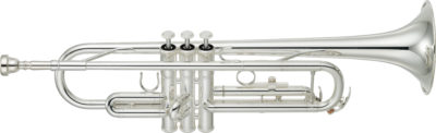 Trompete Bb Yamaha YTR-3335 versilbert