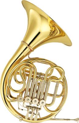 Waldhorn F/Bb Yamaha YHR-567 D lackiert