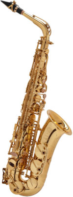 Alt-Saxophon Selmer Serie III Goldlack