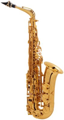 Alt-Saxophon Selmer Super Action 80 II Goldlack
