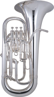 Euphonium Besson Sovereign BE967-1 versilbert