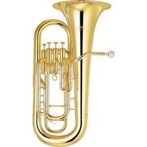 Euphonium Yamaha YEP-321, lackiert
