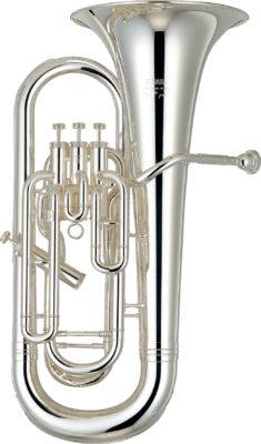 Euphonium Yamaha YEP-621 II S versilbert