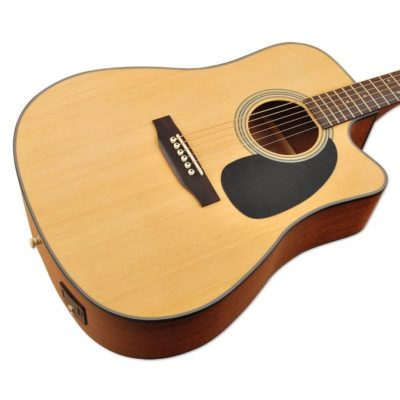 Gitarre Sigma DMC1STE Road Dreadnought