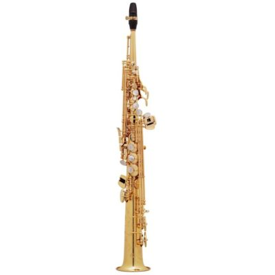Sopran-Saxophon Selmer Serie III Goldlack
