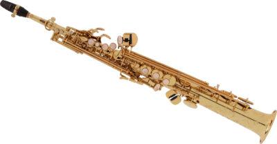 Sopran-Sax Selmer Serie III Goldlack