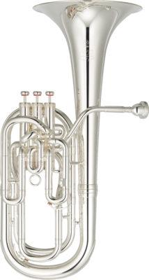 "Baritonhorn Bb Yamaha YBH-831 S ""NEO"" versilbert"