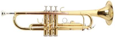 Trompete Bb Roy Benson TR-101 lackiert