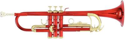Trompete Roy Benson TR-101R rot