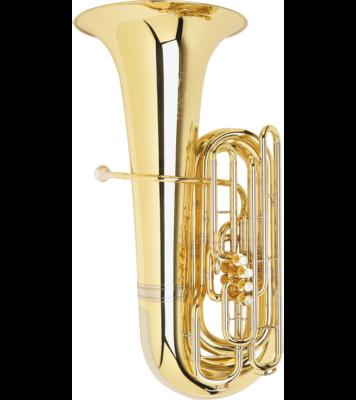 Tuba Bb Melton Fafner 195 P lackiert