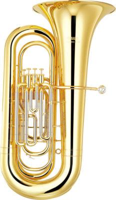 Tuba Bb Yamaha YBB-321 lackiert