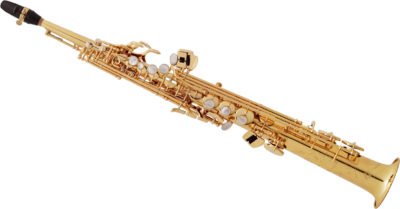 Occ. Sopran-Sax Selmer SA II lackiert