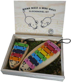 Glockenspiel Sonor Mama Maus & Mini Maus