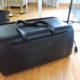 Lion Bag, Feinledertasche, für 2 Trompeten/o. Flügelhorn mit Notenständer fach aussen