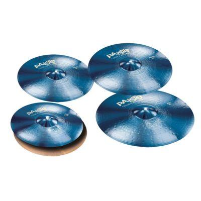 Beckenset Paiste Color Sound 900 Blue
