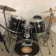 Schlagzeug Pearl export mit Paiste Becken, wenig gebraucht