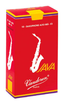 "Blatt Vandoren JAVA ""Filed-Rot"""