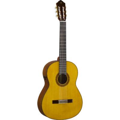 Gitarre Yamaha CG-TA Trans Acoustic