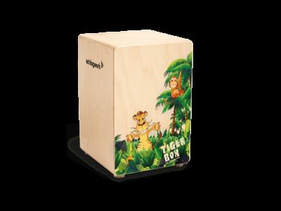 Cajon Schlagwerk Kids & Junior Tiger Box CP400