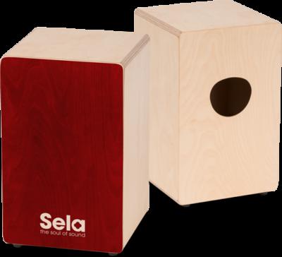 Cajon Sela Primera Red SE165