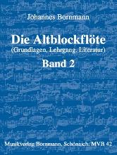 Anfang auf der Altblockflöte Band 2