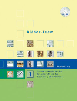 Bläser-Team Band 1