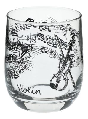 Glas Geige