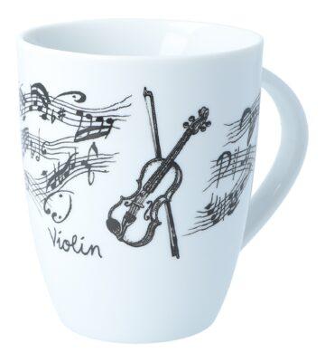 Tasse Geige