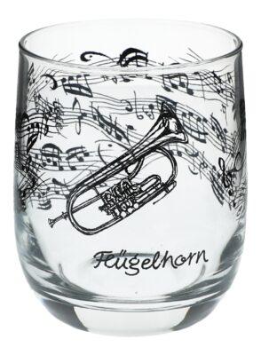 Glas Flügelhorn