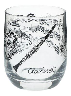 Glas Klarinette