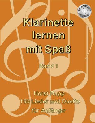 Klarinette lernen mit Spass Band 1