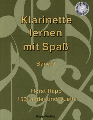 Klarinette lernen mit Spass Band 2
