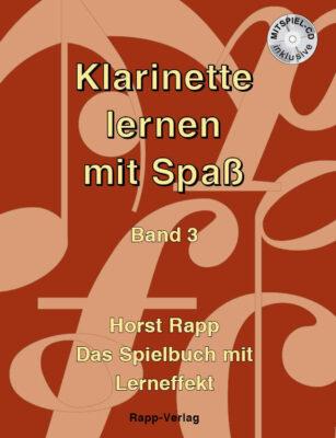 Klarinette lernen mit Spass Band 3