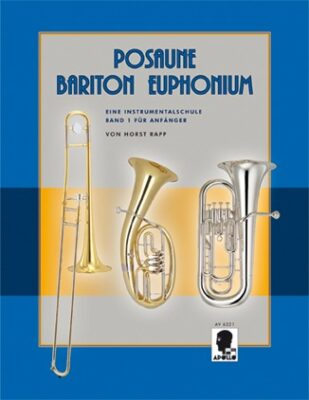 Posaune Bariton Euphonium Band 1