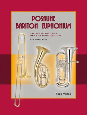 Posaune Bariton Euphonium Band 2