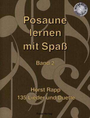 Posaune lernen mit Spass Band 2