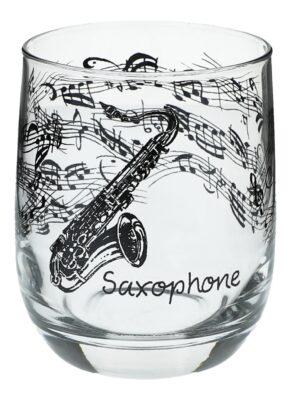 Glas Saxophon