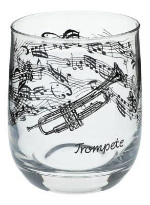 Glas Trompete